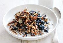 MOLLIE ♥ Frühstückszeit! / Für Pancake-Liebhaber, für Müsli-Liebhaber, für Breakfast-Bowl-Liebhaber, für Oatmeal-Liebhaber - hier findet jeder köstliche Frühstücksideen, der gern lecker in den Tag startet!