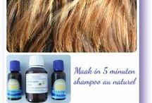 DIY haircare recipes | DIY haarverzorgingsrecepten / Doe het zelf recepten natuurlijke haarverzorging, tips en trics | Diy recipes natural haircare