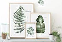MOLLIE ♥ Flora / Alles ist gleich viel hübscher mit viel Grün! Die schönsten Ideen haben wir gleich mal abgeheftet...
