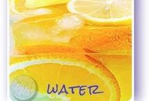 Infused water recipes & tips / Water gevuld met fruit om je dorst te lessen | Water filled with fruits to lessen your thirst