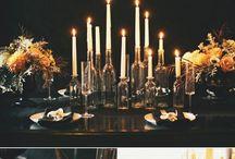Bordekking, dåp, jul ++ Table settings, christmas, baptism ++