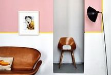 Design & ColorBlock / by Le Vide Grenier d'une Parisienne