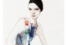 Sketches & Illustration / Inspiring sketches & illustration