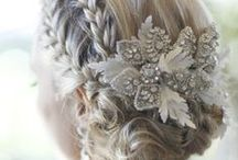 Wedding Hairstyles / Wedding hair for the Big day!