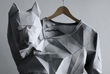 Origami / Project for fashion students