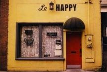 bares, cafés y lugares