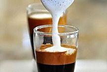 Milk & Coffee / ( and chocolate )