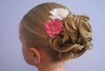 Wedding Hair - the Up Do / Gorgeous updo hair styling for your special day