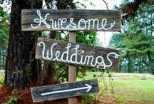 Wedding Day Ideas / The big Day - Cakes, Champagne, Food, Fun and other things