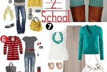 Teachers can be cute too / Why not be practical and smartly dressed?