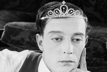 Buster Keaton / Buster Keaton is so beautiful.