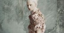 Photography | Inspiration / Fashion & Art photography with inspiring costumes, hairstyles, scenography.