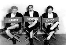 Marx Brothers / I love Harpo❤️❤️❤️❤️