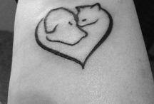 Tatuaggi e body art / Arte su pelle