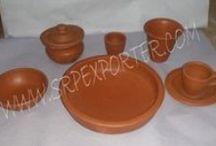 Clay Tableware