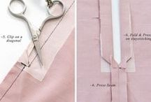 Sewing | lessons, inspiration / It's all about sewing.