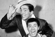 Martin and Lewis / Bromance forever...