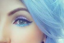 Radiant Hair / Makeup / Nail Inspiration