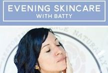 Skin Care Routines / From Acne, Eczema, Rosacea to Mature Skin types.  Batty's Bath has a routine to help everyone.