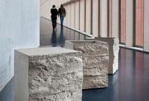 Atelier Vierkant / pots, pottery in very clear and simple shapes and forms. For indoor and outdoor.