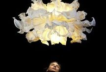 Design by HIVE / A design team surrounding Kenneth Cobonpue - lamps and ligthing.