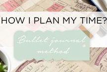 Bullet journal | Inspiration