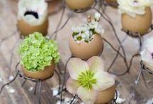 Påsk / Inspiration till påskfirande, mat, bak, godis och pyssel!