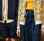 Summer 2017 / Summer is travelling time. This Samsøe & Samsøe collection looks into the archives and brings back memories of the past. Bright sunny days and calm nights redefine summer styles, where analogue nostalgia is mixed with stripe explosion, intense pop-up colours and playful hand drawn prints.