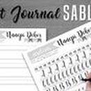Calligraphy tutorial / Calligraphy writing tutorial templates for calligraphy writing