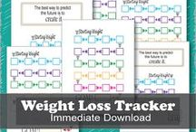 Volleyball Workouts / Fitness Planner, Fitness Journal, Fitness Tracker and Weight Loss Tracker along with other handy printables that you can download and use from home.
