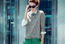 | Street Style • A/W |