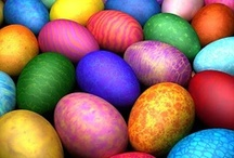 Easter / Easter decorating and craft ideas / by Mika S