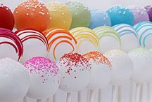 Cake Pops / The wonderful world of making cake on a stick / by Mika S