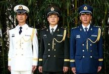 Military Uniforms....