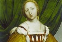 Renaissance fashion...