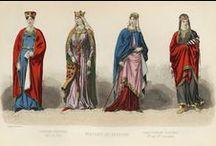 Medieval fashion...