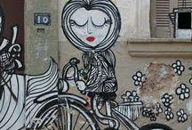 STREET ART-GRAFFITI