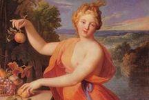 Roman gods and goddesses...