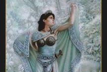 Celtic gods and goddesses..