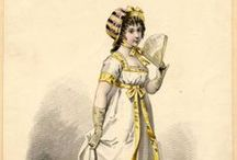 19th century fashion...