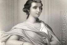 Female leaders and philosophers