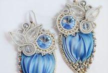 Vasylyshyn Olha jewelry / embroidery jewellery, shibori jewellery, beaded  jewellery, swarovski jewellery, soutache jewelry, beadwork, swarovski