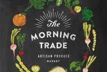 TMT Branding / The Morning Trade Artwork and pics