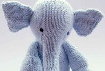 Mochi mochi (knitted amigurumis)