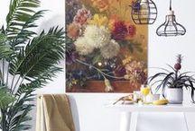 BY BOO / Woonaccessoires en kleinmeubelen; krukjes, poefen, verlichting, salontafels, bijzettafels, kussens, karpetten....