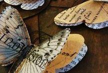 Paper art & Quilling (Filigranas de papel)
