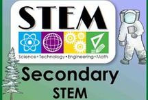 STEAM for Secondary Teachers at TPT / Science, Technology, Engineering, Art, and Math - High quality Free and priced