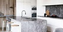 kitchens / Interior design about kitchen & dining, beautiful kitchen, inspiration design, unique kitchen, interior decor