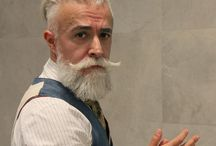 monsieur mustache / Dedicated to the art of facial hair and manliness