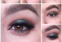 Pictorials / Pictorials of different makeup looks